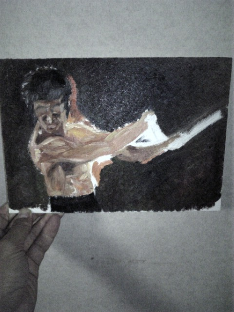 絵画教室作品5